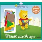 Winnie the Pooh. Winnie construye