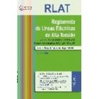 RLAT. Reglamento de lineas de alta tensión