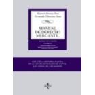Manual de derecho mercantil. Vol 2