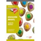 Cuerpo de Maestros. Educación Infantil. Temario. Vol. III (TEMARIO 2012)
