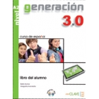 Generacion 3.0 A2 libro del alumno CD MP3