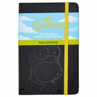 Moleskine* Cuaderno Liso Large THE SIMPSONS (cartoné-negro)