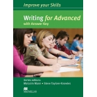 Improve Your Skills: Writing for Advanced Student's Book with Key