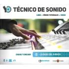 Técnico de sonido (Libro + vídeos tutoriales + ebook)