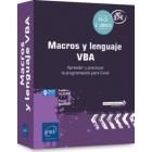 Macros y lenguaje VBA. Pack de 2 libros: Aprender y practicar la programación para Excel