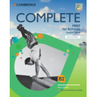 Complete First for Schools 2nd edition For Spanish Speakers - Teacher's Book