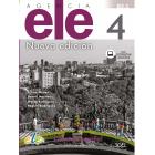 Agencia Ele 4 Nueva edición. Libro de ejercicios. (Nivel B2.1)