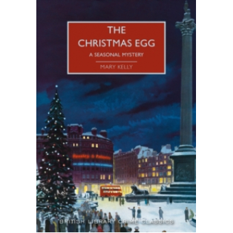 The Christmas Egg: A Seasonal Mystery