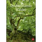 Deutschlands Wälder - Kalender 2020