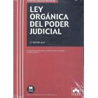 Ley Orgánica del Poder Judicial. Contiene concordancias, modificaciones resaltadas e índice analítico