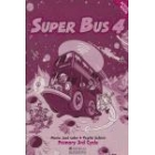 Super Bus 4. Activity book