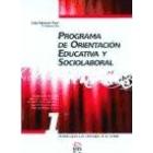 Programa de orientación educativa y sociolaboral 1. Cuaderno del alumno