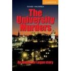 University murders. Level 4