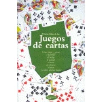 El Gran libro de los... Juegos de cartas
