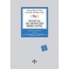 Manual de derecho mercantil. vol I.