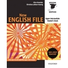 New English File Upper-Intermediate. Student's Book, Workbook with key and MultiRom Pack