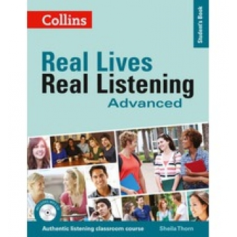 Advanced - Student's Book (Real Lives, Real Listening)