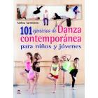 101 ejercicios de danza contemporanea