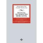 Manual de Derecho Mercantil. Vol. I. Introducción y estatuto del empresario. Derecho de la competencia y de la propiedad industrial. Derecho de sociedades