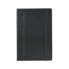 Llibreta A5 Black UB (Marxandatge Oficial de la Universitat de Barcelona)