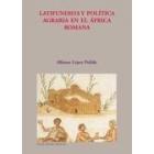 Latifundios y política agraria en el África Romana