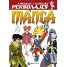 Aprende a dibujar personajes manga
