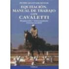 Equitación. Manual de trabajo con cavaletti