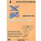Ejercicios de geometría descriptiva.