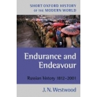 Endurance and endeavour: russian history, 1812-2000