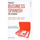 Pocket business spanish dictionary