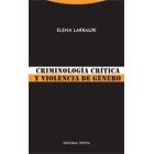 Criminología crítica y violencia de género