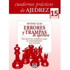 Errores y trampas de apertura. Cuadernos prácticos de ajedrez 15