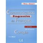 Communication progressive du français - 2º édition - Niveau débutant - Corrigés