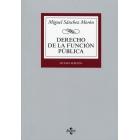 Derecho de la función pública  (8a ed.)