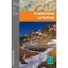 Guadarrama-La Pedriza. Parque Nacional de la Sierra de Guadarrama 2 mapas escala 1/25.000