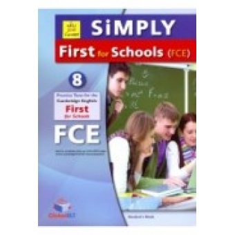 Simply FCE for Schools, 8 Tests Self Study Edition