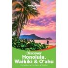 Honolulu, Waikiki & O'ahu (Discover) Lonely Planet (inglés)