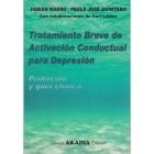 Tratamiento breve de activacion conductual para depresión