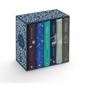 Estuche de Jane Austen. Obra completa. Edición conmemorativa en el bicentenario de su muerte.