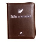 Biblia de Jerusalén (4ª edición totalmente revisada). Tapa dura con funda de cremallera