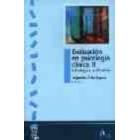 Evaluación en psicología clinica, II. Estrategias cualitativas