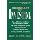 Dictionary of investing