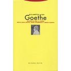 Encuentros con Goethe