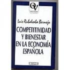Competitividad y bienestar en la economía española