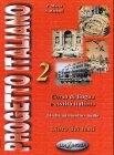 Progetto italiano2.Libro dei testi. Livello intermedio-medio