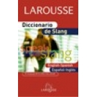 Diccionario Slang español-inglés/inglés-español