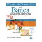 Cuestionario psicotécnico para banca