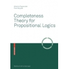 Completness theory for propositional logics