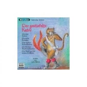 Der Gestiefelte Kater, Audio-CD .   Vol.5 .