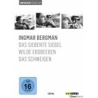 Ingmar Bergman, 3 DVDs